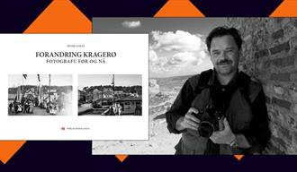 """Peter Lukas """"Forandring Kragerø - Fotografi: før og nå"""""""