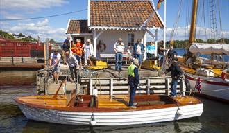 Kystkulturuka i Langesund