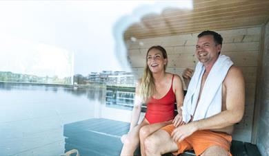 Sauna Boats Telemark