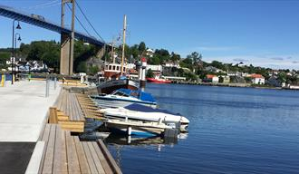 Stathelle Guest harbor