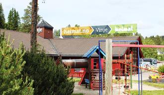 restaurant og veikro Heimat Vinje