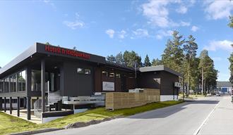 Hotell Fritidsparken i Skien