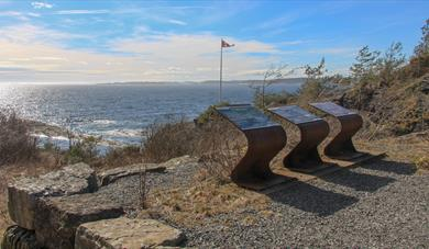 Gea Norvegica Unesco Global Geopark Steinvika