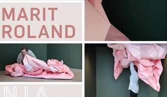 Marit Roland – Paper Drawing #33