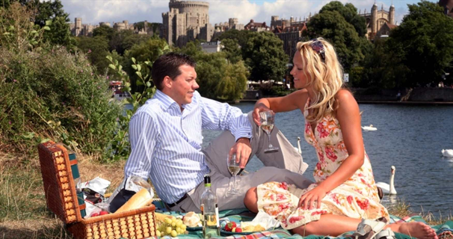 The Couple's River Thames