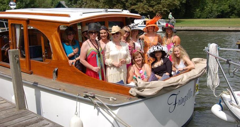 Fringilla Boat Hire