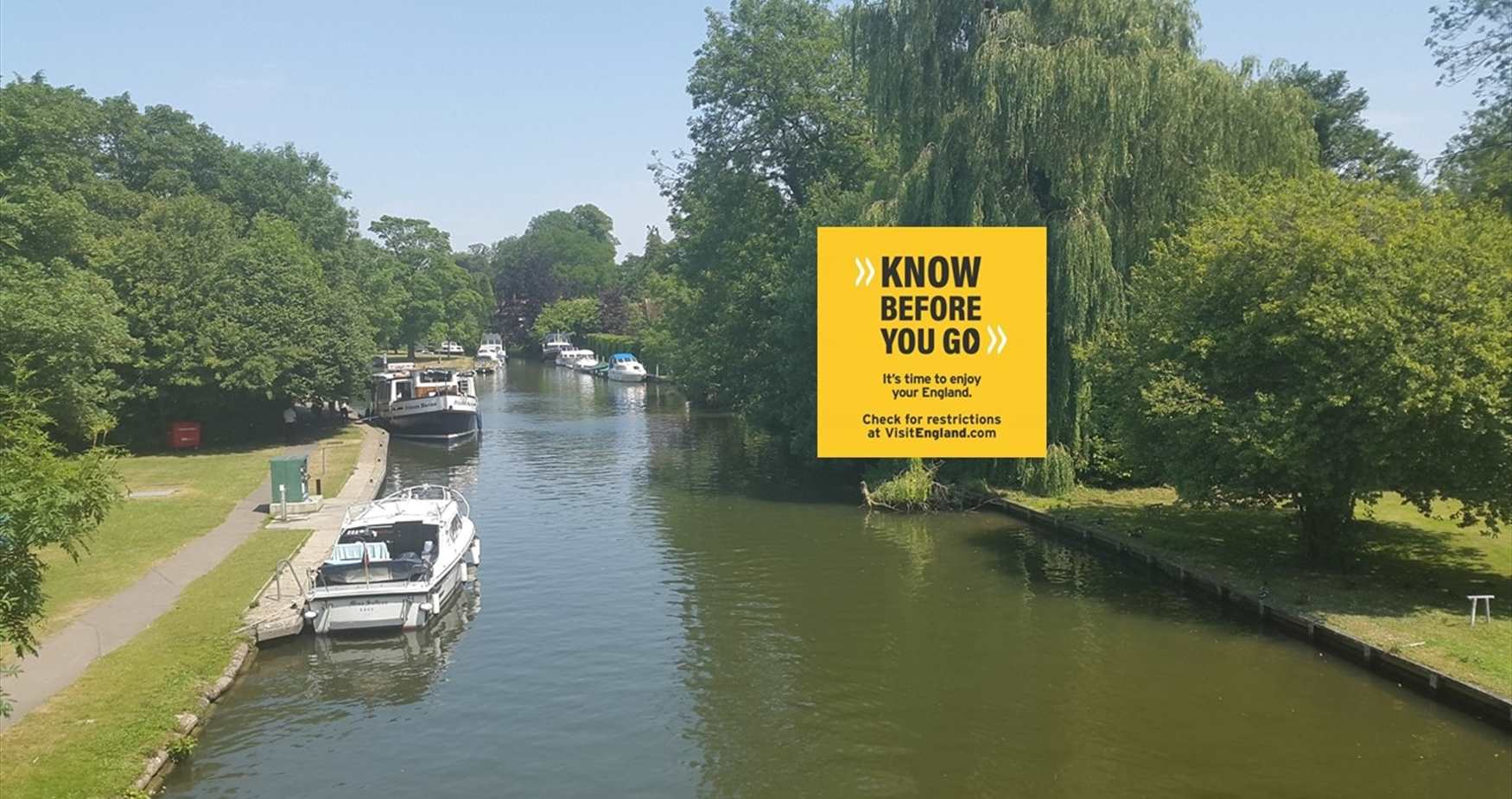 River Thames at Hurley Lock, Know Before You Go