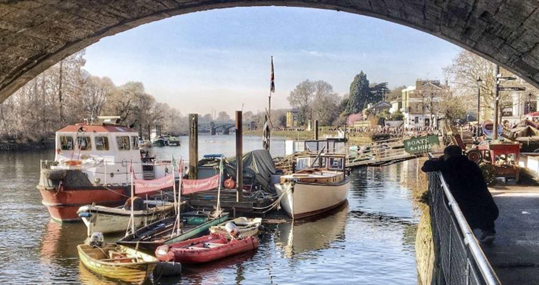 Thames Riverside, Richmond