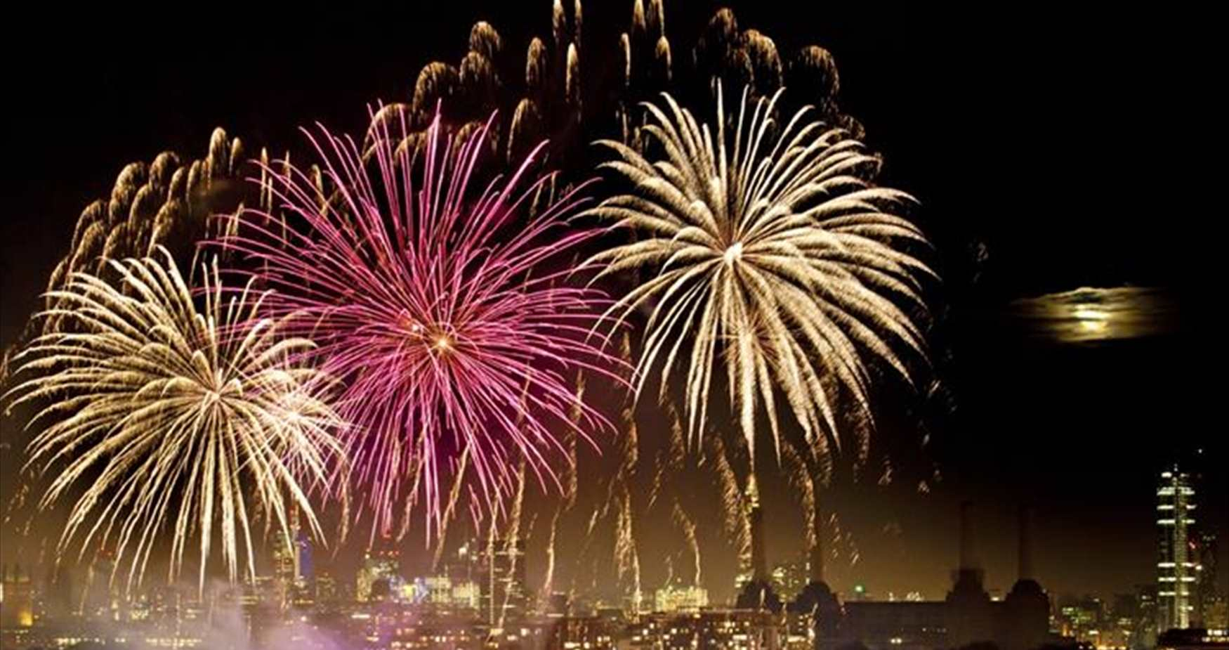 Fireworks Night with City Cruises