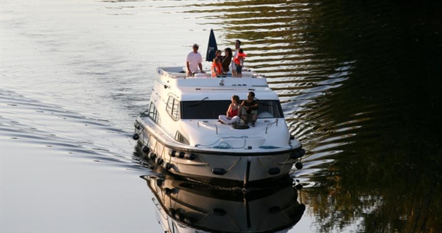 Le Boat, River Thames