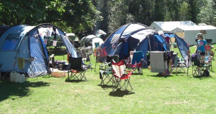 Longridge Camping