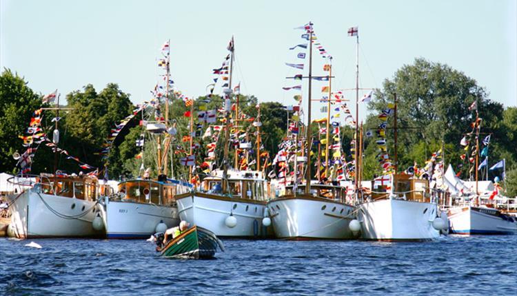Dunkirk Little Ships at Thames Traditional Boat Festival