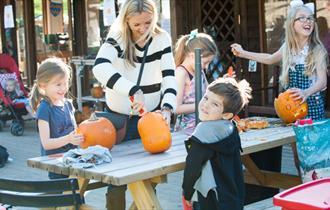 Stonor Park Halloween Trail