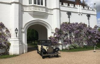 Discover Danesfield House and the secrets of RAF Medmenham in World War II with Vintage Days Out