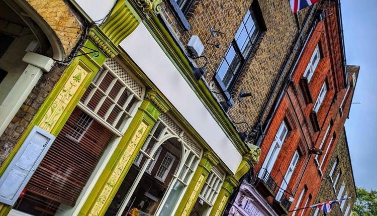 Eton High Street, credit IG: @eyespywindsor