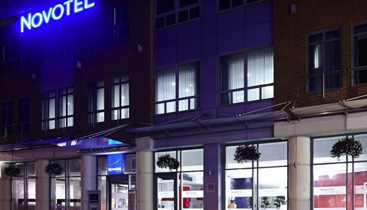 Novotel Reading Centre Hotel