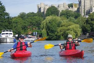 Windsor 2-4-1 taster one hour kayak tour