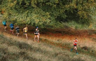 Maverick invo-8 Original Oxfordshire Trail Race at Stonor Park