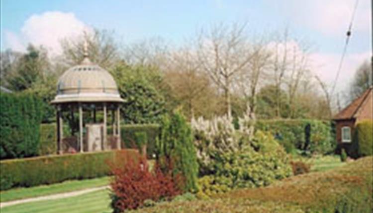 Maharajah's Well at Stoke Row.
