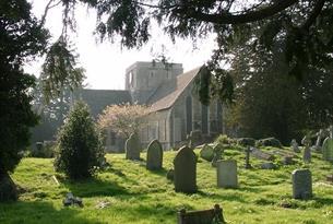 All Saints Church Faringdon