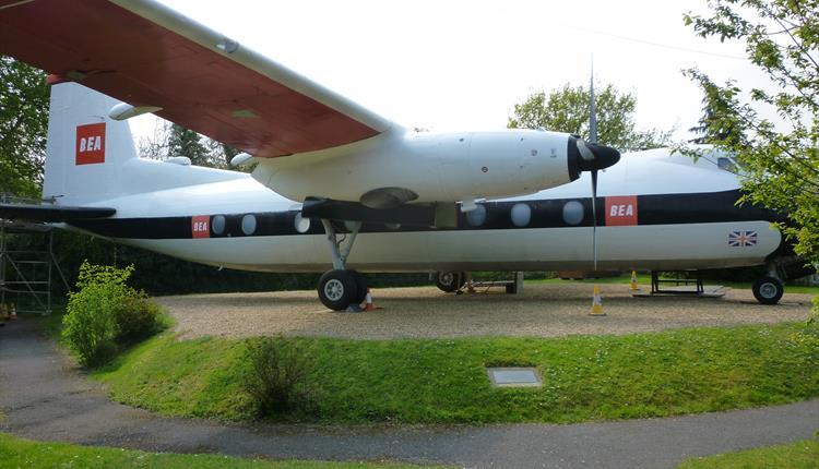 Museum of Berkshire Aviation, Reading