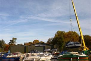 Hobbs of Henley Boatyard Services