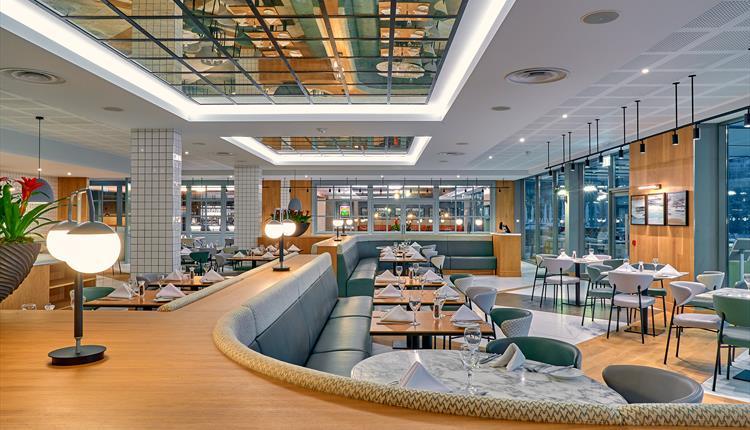 Glaze Restaurant, Crowne Plaza Marlow