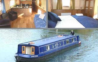 The Sancerre, Calmer Cruising, River Thames