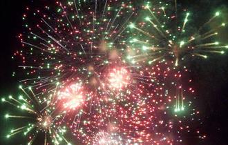 Sue Ryder Halloween and Fireworks