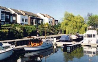 Chiswick Quay Marina