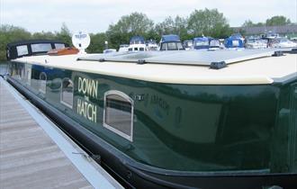 Thames Boat Hotel
