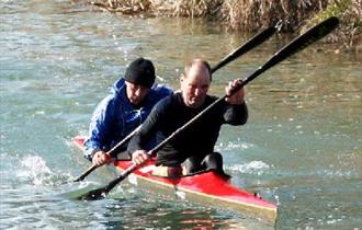 Devizes to Westminster Canoe Race