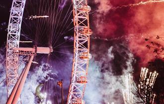 London's Southbank Winter Festival