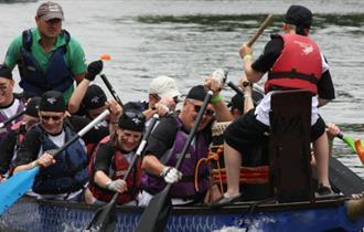 Marlow Dragon Boat Festival