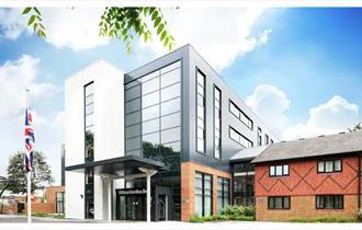 Exterior Hilton Garden Inn Abingdon