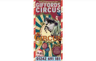 Giffords Circus at Stonor Park