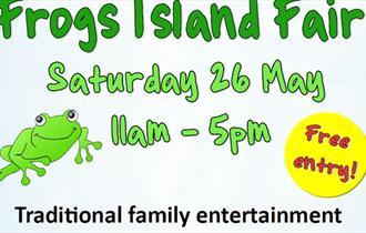 Frogs Island Fair