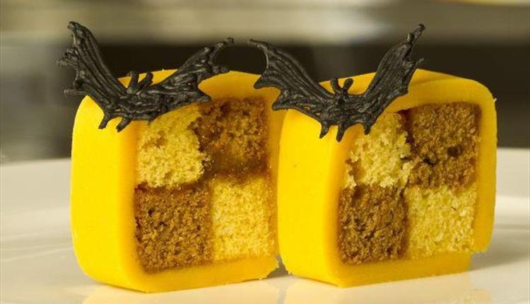 Halloween Afternoon Tea and Halloween Trail at Oakley Court, Windsor