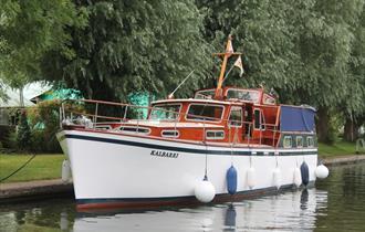 Kalbarri Thames Charters