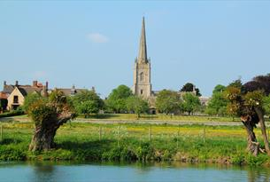 Lechlade, courtesy of www.lechladeonthames.co.uk