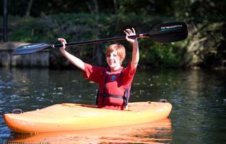 Longridge Canoe Race