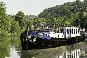 Magna Carta, Hotel Barge