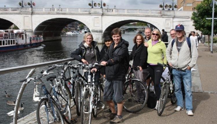 Merry Pedaller Bike Tours