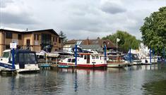 Thames Boat House