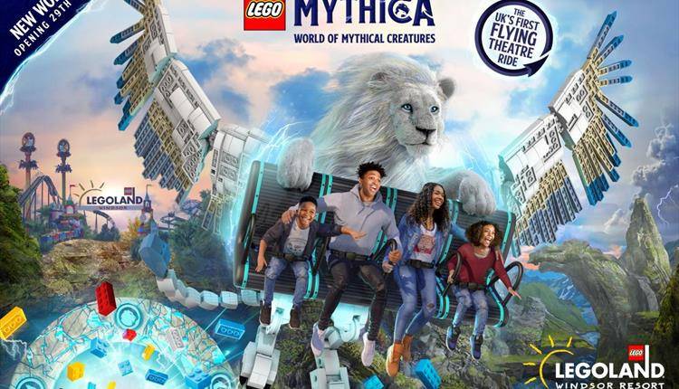 LEGO Mythica World of Mythical Creatures