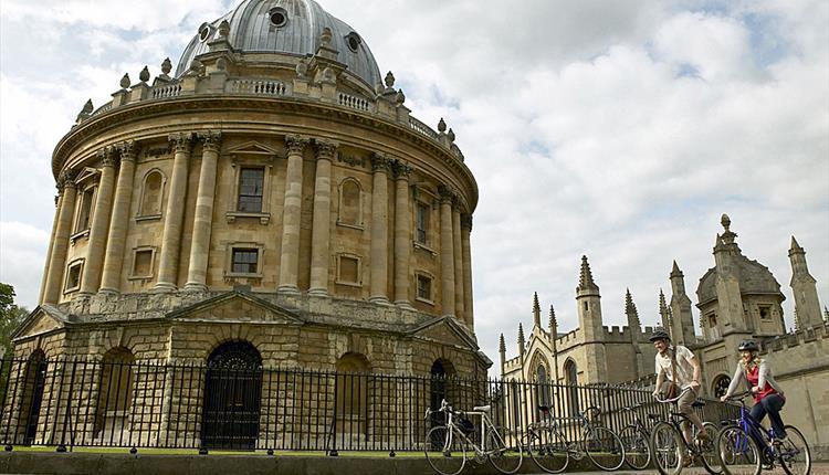 Radcliffe Camera in Oxford, Oxfordshire