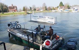 Nauticalia Shepperton – Weybridge Pedestrian Ferry
