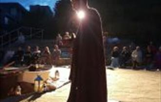 Macbeth at Oxford Castle Unlocked