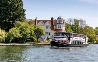 Thames Rivercruise's Caversham Princess on the River Thames