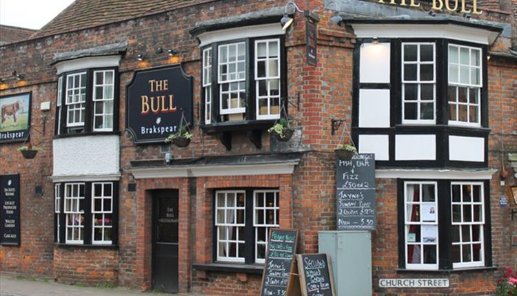 The Bull at Wargrave